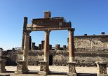 Pompeii-Herculaneum-Vesuvius tour with licensed guide included. Positano, ITALY