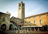 Quick Overview: Bergamo Upper Town Small Group Walking Tour with Funicolar Ride. Bergamo, ITALY