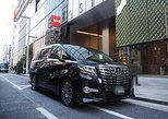Private arrival Transfer from Kansai airport to Osaka city. Osaka, JAPAN