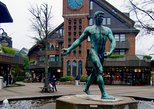 Discovery walk in Düsseldorf's Kaiserswerth - a mix of past and present, Dusseldorf, ALEMANIA