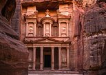 Amman to Petra, Wadi Rum and Aqaba Private 4-Day Guided Tour. Aman, Jordan