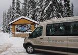 Big White Express Ski Shuttle. Kelowna y Okanagan Valley, CANADA