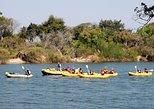 Canoeing. Cataratas Victoria, Zimbabwe