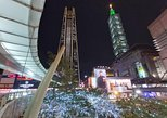 Recorrido nocturno por Taipéi con cena Din Tai Fung. Taipei, TAIWAN