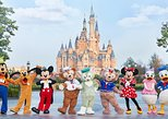 1 Day-Pass for Disneyland Shanghai and Transfer service Mini Group package. Shanghai, CHINA