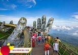 Ba Na Hills with Golden Bridge Private Tour. Da Nang, Vietnam