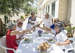 Dining experience at a Cesarina's home in Montepulciano with show cooking. Montepulciano, ITALY
