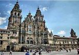 Van Tour - Santiago de Compostela & Valença do Minho. Braga, PORTUGAL