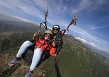 Pokhara Paragliding Guided Private Day Tour. Pokhara, Nepal