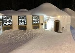 Swiss Dinner in an Igloo tour with transport & shopping opportunities. Lausana, Switzerland