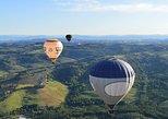 Hot Air Balloon Flight Over Tuscany from Siena. Siena, ITALY