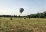 Voo de balão de ar quente de Piedmont e Lombardia com transporte saindo de Milão, Milão, Itália