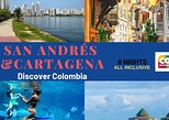 San Andres and Cartagena de Indias All Inclusive. 7 nights and 8 days, Cartagena das Índias, Colômbia