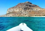 Private Boat Trip Kissamos Balos (price per group - up to 9 people), ,