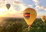 Angkor Hot Air Balloon Classic Ride. Siem Reap, Cambodia