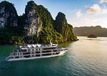 Aspira Cruises 5 star: Amazing 3 days exploring Halong & Cat Ba island. Halong Bay, Vietnam