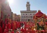 Twilight Saga: the New Moon tour in Montepulciano. Montepulciano, ITALY