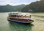 Halong - Lan Ha Bay com cruzeiro de 4 estrelas na serenidade 1 dia em uma rota única. Halong Bay, VIETNAME
