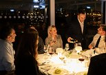 Cena crucero por el río Támesis de Londres con entretenimiento en vivo,