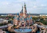 Shanghai Disneyland Fun Pass. Shanghai, CHINA