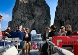 Capri 2-Hour Coastal Boat Tour with Optional Blue Grotto Visit. Capri, ITALY