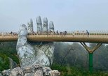 Guided Fullday Tour :Golden Bridge,Dragon Bridge,Marble Mountain,Monkey Mountain. Hoi An, Vietnam