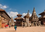 Bhaktapur Sightseeing with Nagarkot Sunset Tour. Katmandu, Nepal