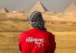 Excursão de 3 dias em Cairo e Alexandria com as pirâmides de Gizé e a Esfinge. Guiza, Egito