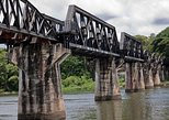 Private Tour: Thai–Burma Death Railway Bridge on the River Kwai from Bangkok. Pattaya, Thailand