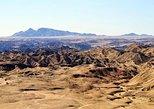Moonlandscape & Welwitschia Drive. Walvis Bay, Namibia