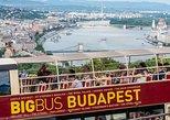 Excursão hop-on hop-off e barco por Budapeste. Budapest, HUNGRIA