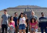 Excursão para grupos pequenos em Teotihuacan saindo da Cidade do México,