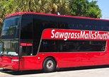 Sawgrass Bus Transportation - Round Trip, Miami, FL, ESTADOS UNIDOS