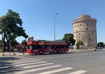 City Sightseeing Thessaloniki Hop-On Hop-Off Bus Tour. Salonica, Greece