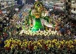 Desfile de Carnaval de São Paulo: una experiencia inolvidable (Tour compartido). Sao Paulo, BRASIL
