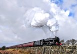 North York Moors and Whitby Tour from York with Steam Train. York, ENGLAND