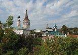 Vladimir, Suzdal and Sergiev Posad Ultimate Day Trip,