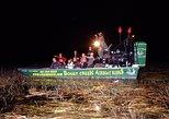 Florida Airboat Adventure at Night,