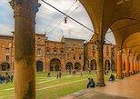 Paseo para descubrir Bologna. Bolonia, ITALIA