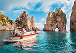 Capri Island small group Day Tour by Boat from Sorrento. Positano, ITALY