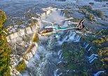 Iguassu Falls Helicopter Flight Tour with Puerto Iguazu Pickup,