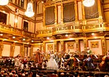 Concierto Mozart de Viena con cena gourmet en el Musikverein,