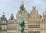 Antwerp City Walk. Amberes, BELGIUM