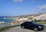 Taxi transfer from Larnaca airport To any hotel in Paphos up to 4 passengers, Larnaca, CHIPRE