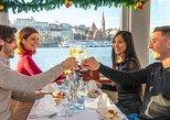 Cruzeiro com almoço pelo Rio Danúbio, em Budapeste,