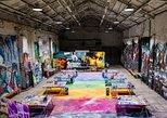 Taller de arte callejero y grafiti en Berlín de grupos pequeños. Berlin, ALEMANIA