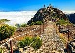 Achada do Teixeira to Pico Ruivo Hiking. Funchal, PORTUGAL