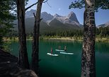 Rundle Forebay Canmore Stand Up Paddleboarding (SUP) Tour,