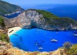 VIP Full Day Tour Shipwreck - Blue Caves. Zante, Greece