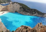 All Day Tour Shipwreck-Blue Caves. Zante, Greece